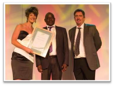 National Cleaner Production Centre Award